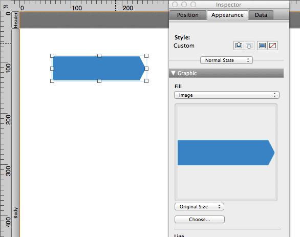 FileMaker Image Fill