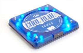 Cool Blue Pager
