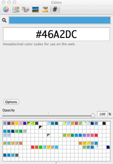 Acorn Palette